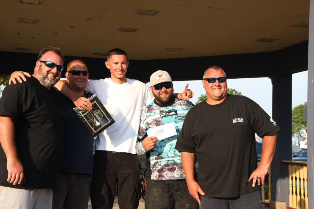Johnny Bucktails wins 2016 Spring Tournament