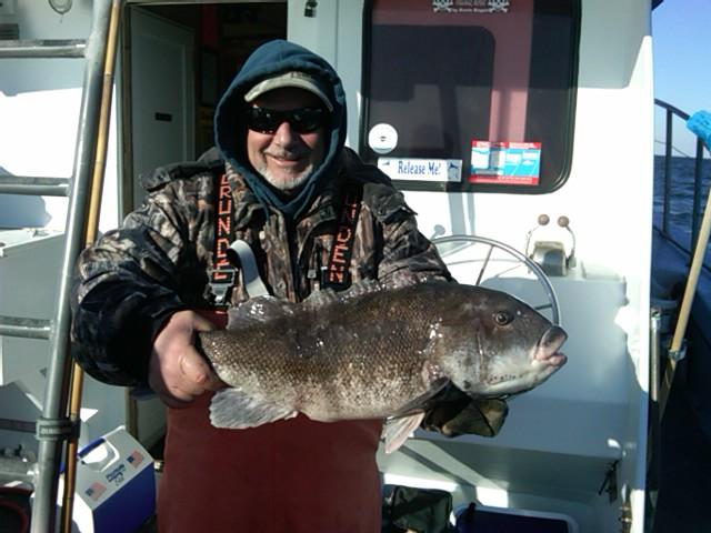 Dec 18th Club Blackfish Trip on the Skylarker Report