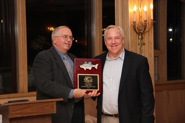Behany wins Angler of the Year at Hi-Mar Awards Dinner