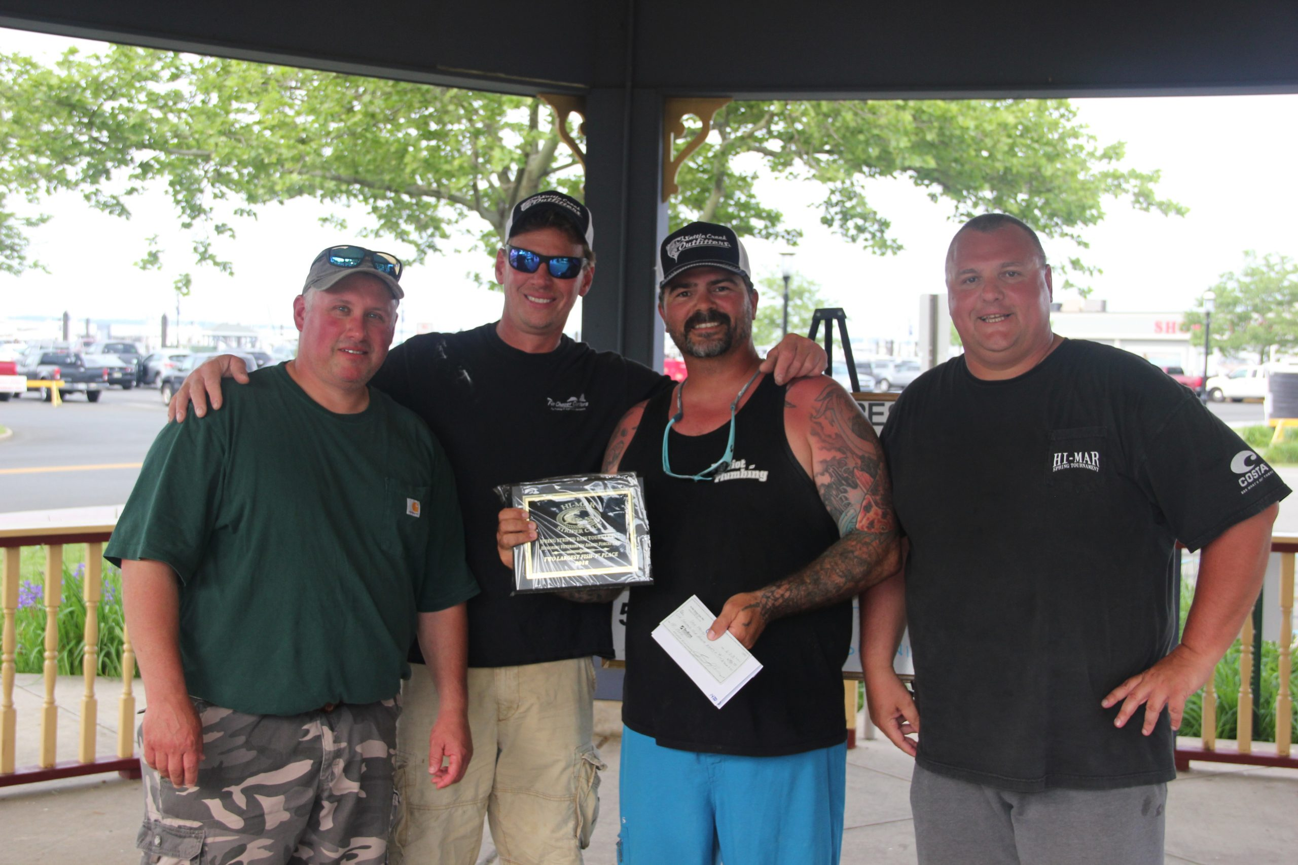 Fin Chaser II wins 2018 Spring Tournament